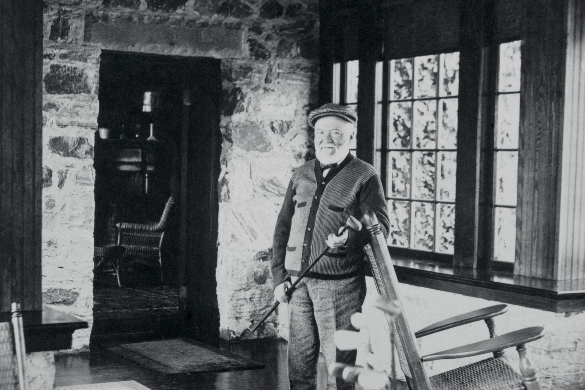Andrew Carnegie, The World's First Philanthropist